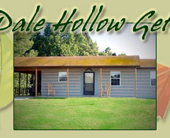Dale Hollow Lake Rental Banner Graphic